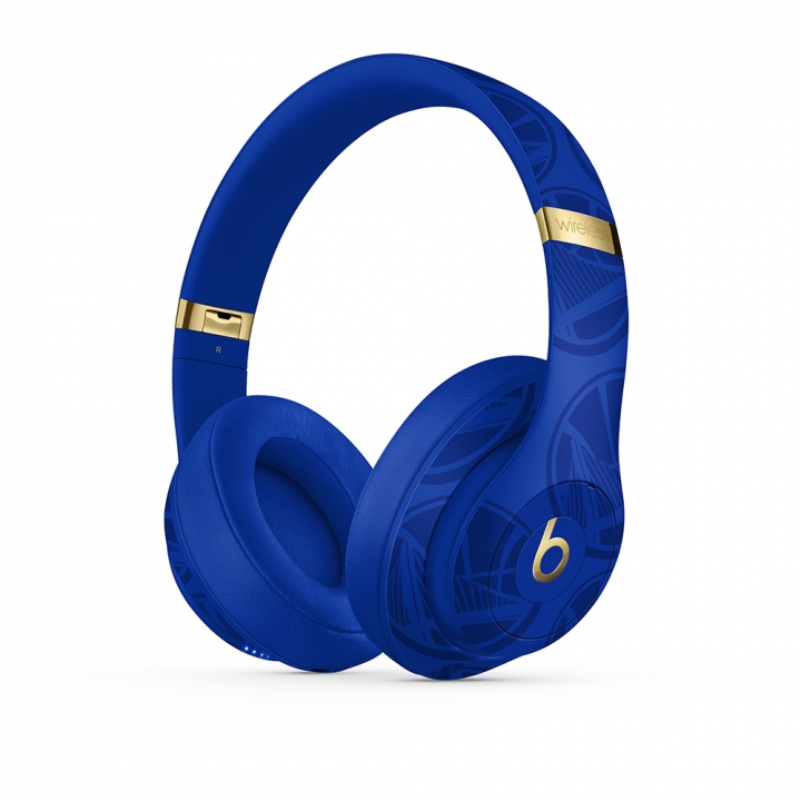 NBA Collection Studio3 Wireless Warriors BlueStudio3 Wireless 頭戴式耳機 NBA Collection 勇士寶藍