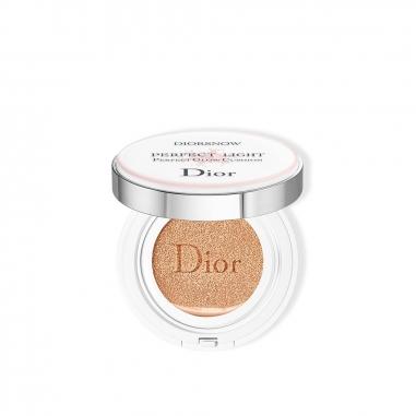 Dior迪奧 雪晶靈無瑕光感氣墊粉餅 spf 50 - pa +++