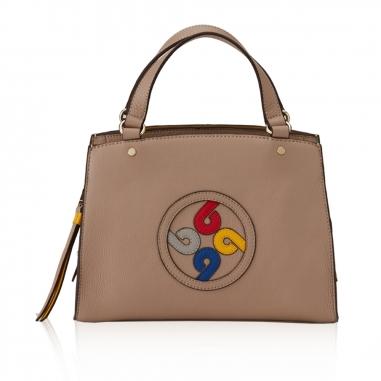borsalini寶莎禮妮 時尚調色手提包