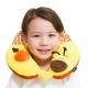TravelMall - 兒童按壓式充氣頸枕 長頸鹿21712-64819_縮圖