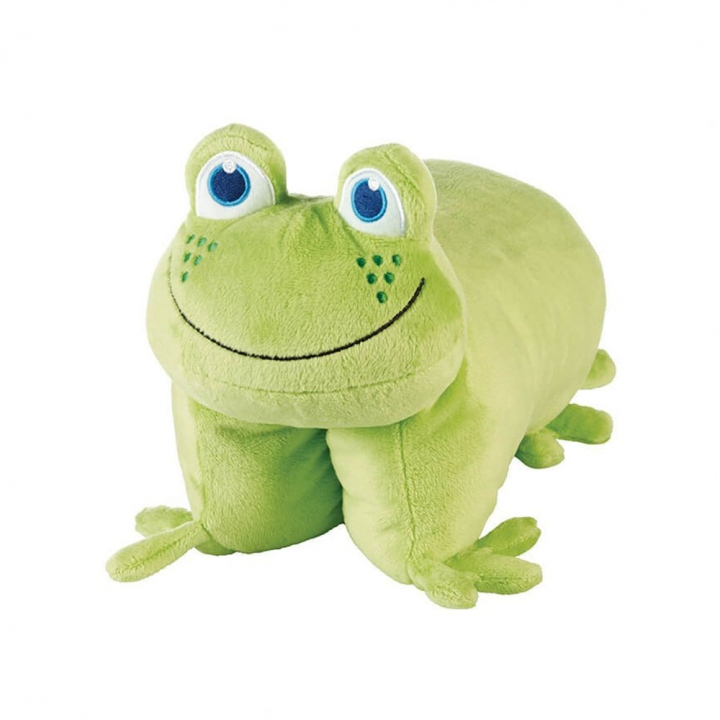 KID'S PILLOW FROG俏皮青蛙造型抱枕