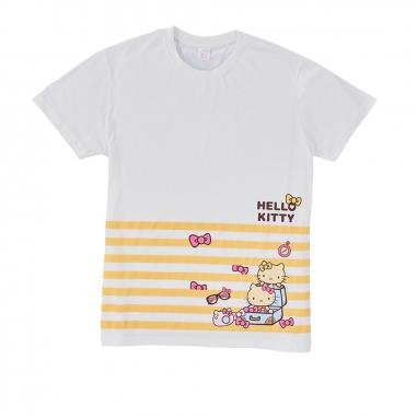 Hello KittyHello Kitty Hello Kitty好姐妹短袖T恤-旅遊款/S