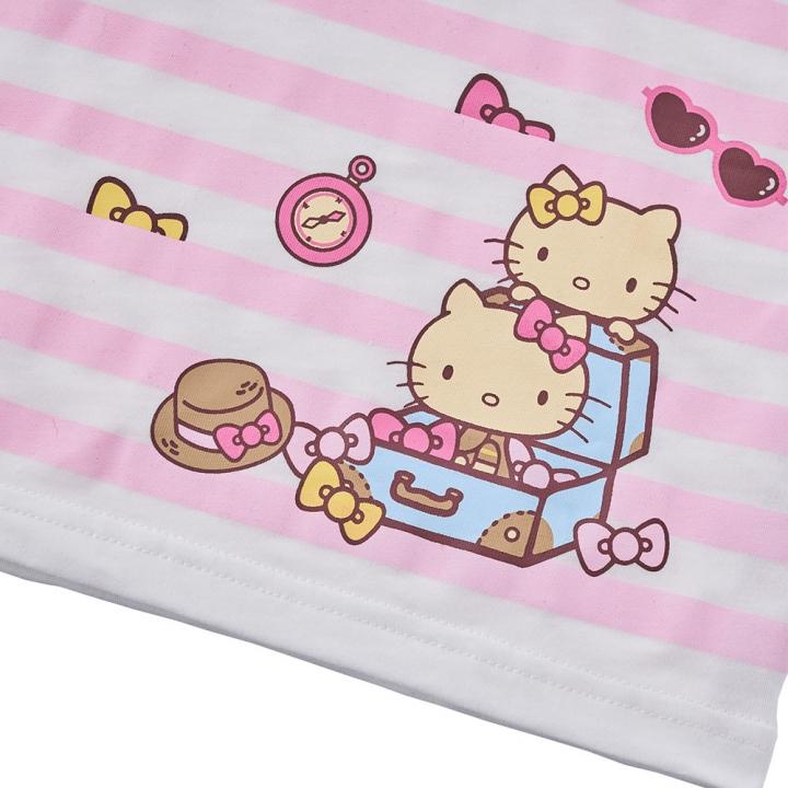 Hello Kitty好姐妹兒童T恤-旅遊款/4