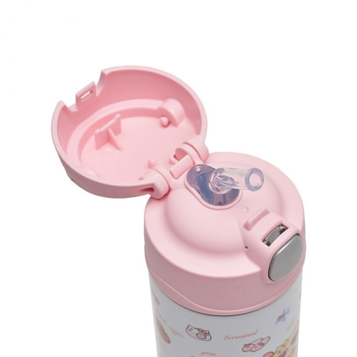 Hello Kitty旅行好姐妹兒童吸管瓶
