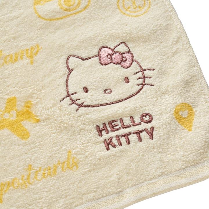 機場限定-Hello Kitty好姐妹毛巾