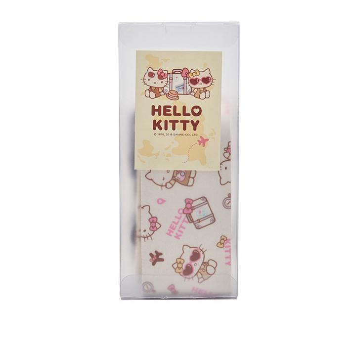 Hello Kitty旅行好姐妹行李束帶