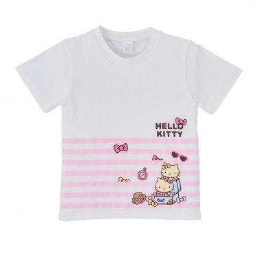 Hello KittyHello Kitty Hello Kitty好姐妹兒童T恤-旅遊款/4