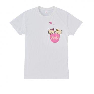 Hello KittyHello Kitty Hello Kitty好姐妹短袖T恤-甜心款/S