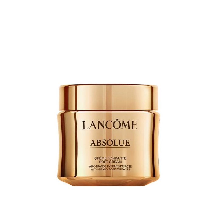 ABSOLUE SOFT CREAM 60ML絕對完美黃金玫瑰修護乳霜60ML