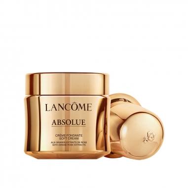 LANCOME蘭蔻 絕對完美黃金玫瑰修護乳霜填充瓶60ML