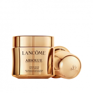 LANCOME蘭蔻 絕對完美黃金玫瑰修護乳霜豐潤版填充瓶60ML