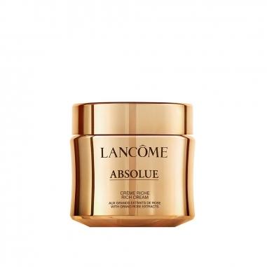 LANCOME蘭蔻 絕對完美黃金玫瑰修護乳霜豐潤版60ML