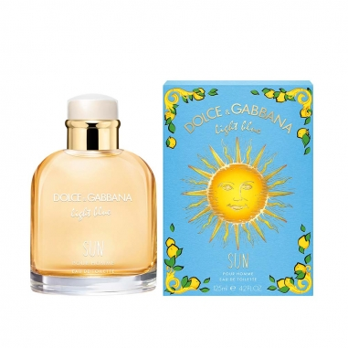 Dolce & Gabbana杜嘉班納 淺藍驕陽男士淡香水