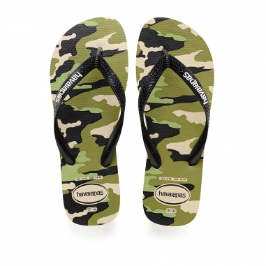 Havaianas哈瓦仕 TOP CAMU夾腳拖鞋
