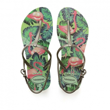 Havaianas哈瓦仕 FREEDOM SL. PRINT夾腳涼鞋