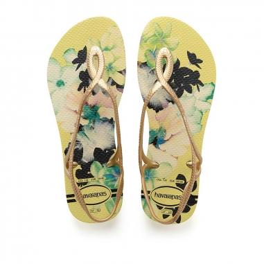 Havaianas哈瓦仕 LUNA PRINT夾腳涼鞋