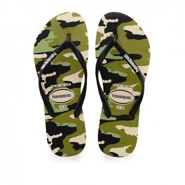 Havaianas哈瓦仕 SLIM CAMU夾腳拖鞋