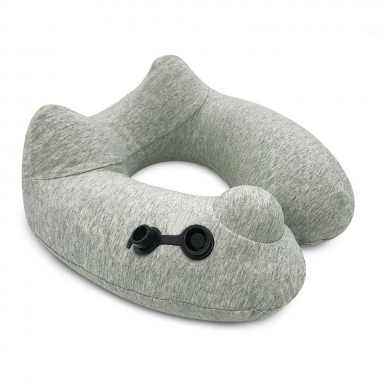 TravelMallTravelMall 專利3D按壓式充氣連帽枕