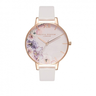 Olivia BurtonOlivia Burton WATERCOLOUR FLORALS手錶