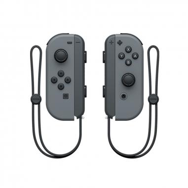Nintendo任天堂 任天堂Switch Joy-Con 黑灰色左右手把