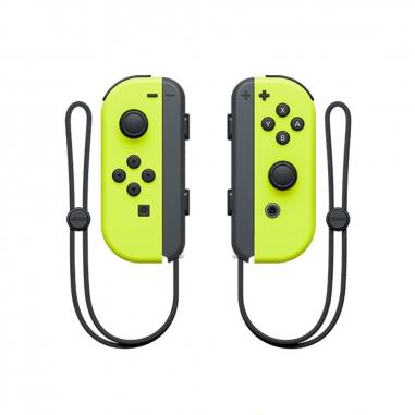 Nintendo任天堂 任天堂Switch Joy-Con 黃色左右手把