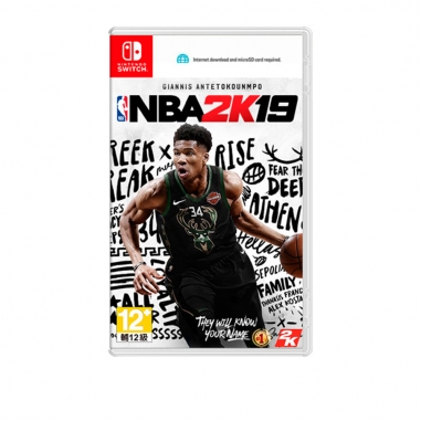 Nintendo任天堂 任天堂Switch NBA 2K19