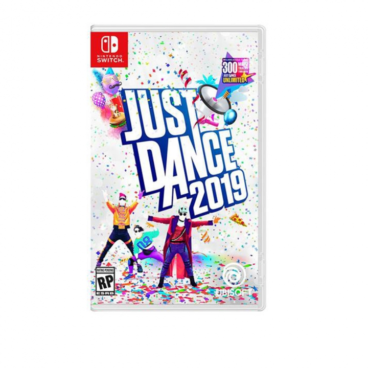 NINTENDO JUST DANCE 2019任天堂Switch 舞力全開 2019