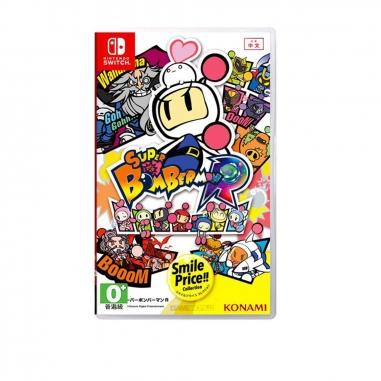 Nintendo任天堂 任天堂Switch 轟炸超人R