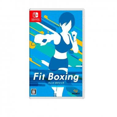 Nintendo任天堂 任天堂Switch 減重拳擊