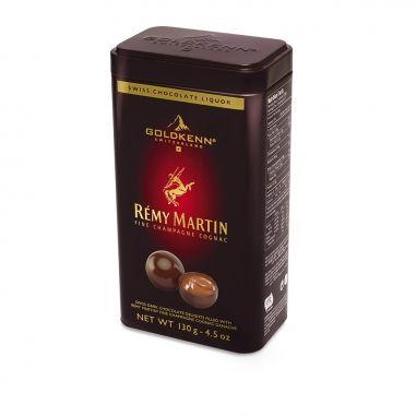 GoldKenn瑞士金磚 白蘭地酒心巧克力