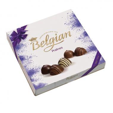 Belgian白儷人 精選夾心巧克力