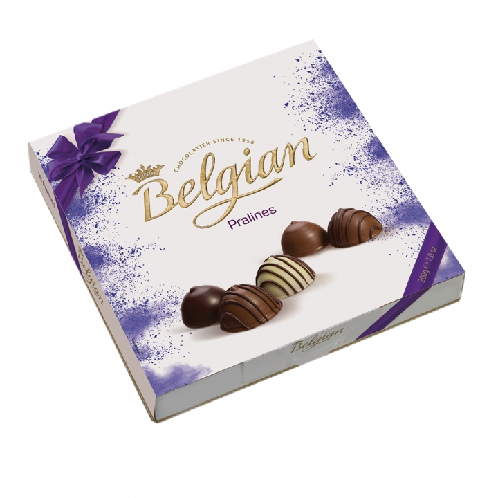 Belgian Pralines Assorted精選夾心巧克力