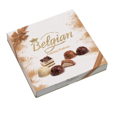 Belgian白儷人 提拉米蘇巧克力
