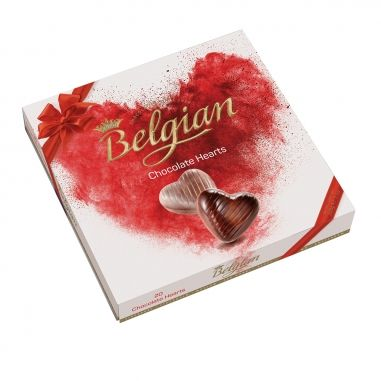 Belgian白儷人 心型巧克力