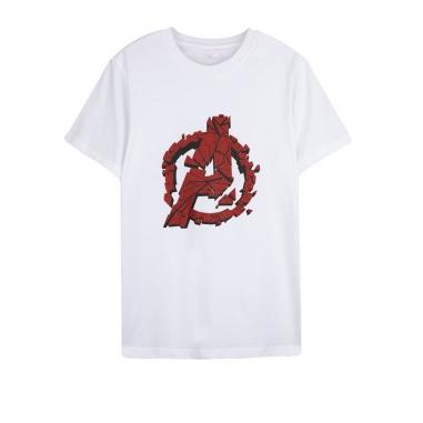 Beast Kingdom野獸國 復仇者聯盟:終局之戰系列 短袖T恤 Logo款