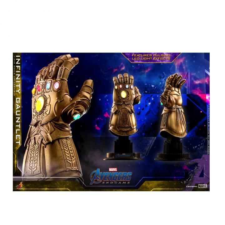 Avengers Infinity Gauntlet ACS007ACS007 復仇者聯盟:終局之戰 無限手套