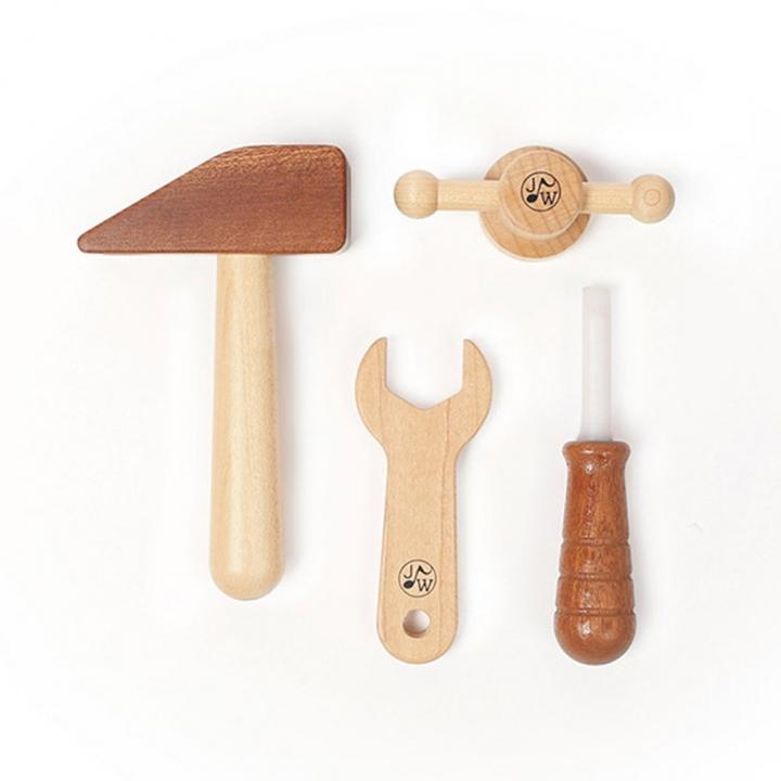 Building Block - Tools小木工積木組 工具組