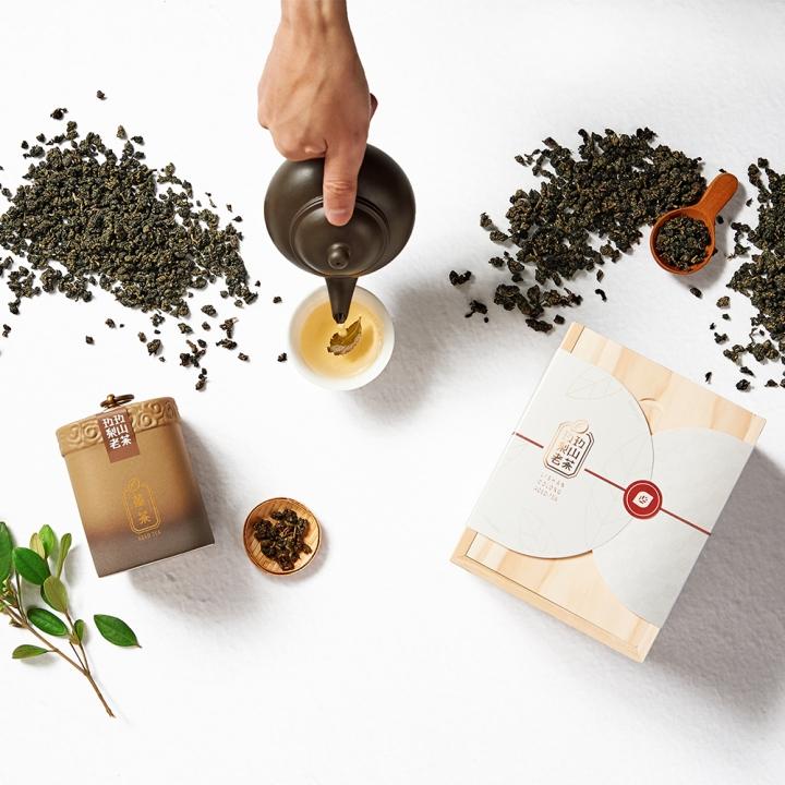 玖玖梨山老茶