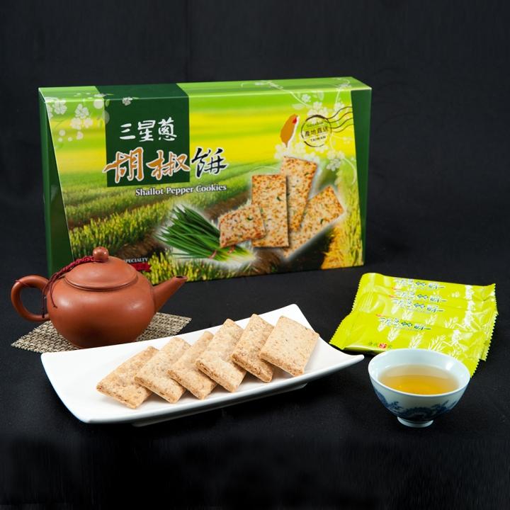 三星蔥胡椒餅