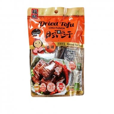 FUCHE福記 辣味素豆干立袋