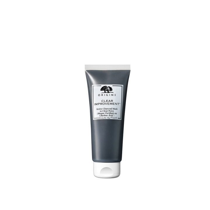 Clear Improvement™ Active Charcoal Mask泥娃娃活性碳面膜