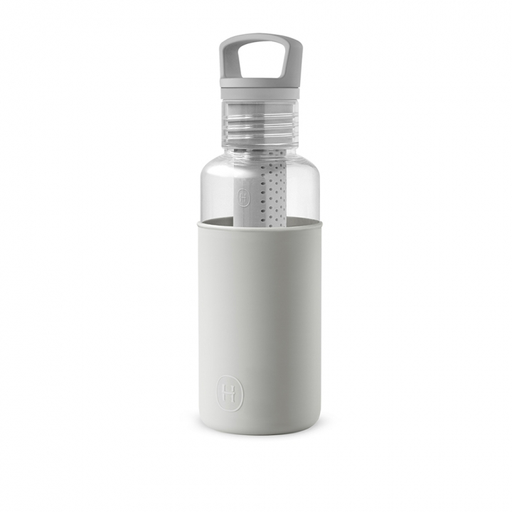 輕靚冷水瓶 雲灰