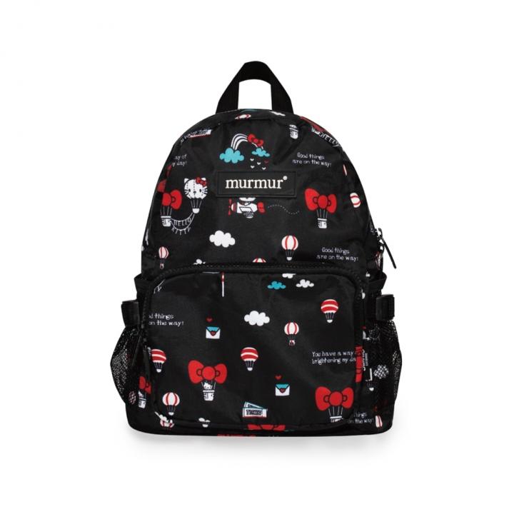 Hello Kitty 兒童熱氣球收納後背包