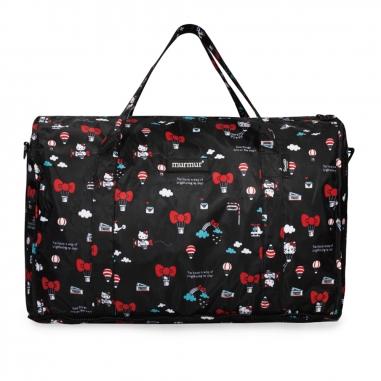 murmurmurmur Hello Kitty 熱氣球收納旅行袋