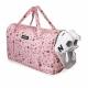 murmur - Hello Kitty 粉紅收納旅行袋 (中)22605-67662_縮圖