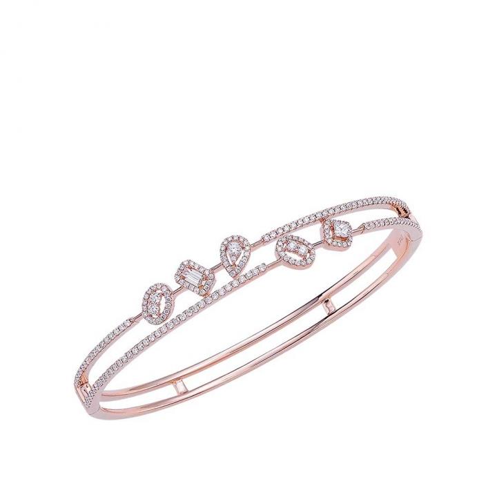 FUN DIAMOND BANGLE綻FUN 鑽石手環