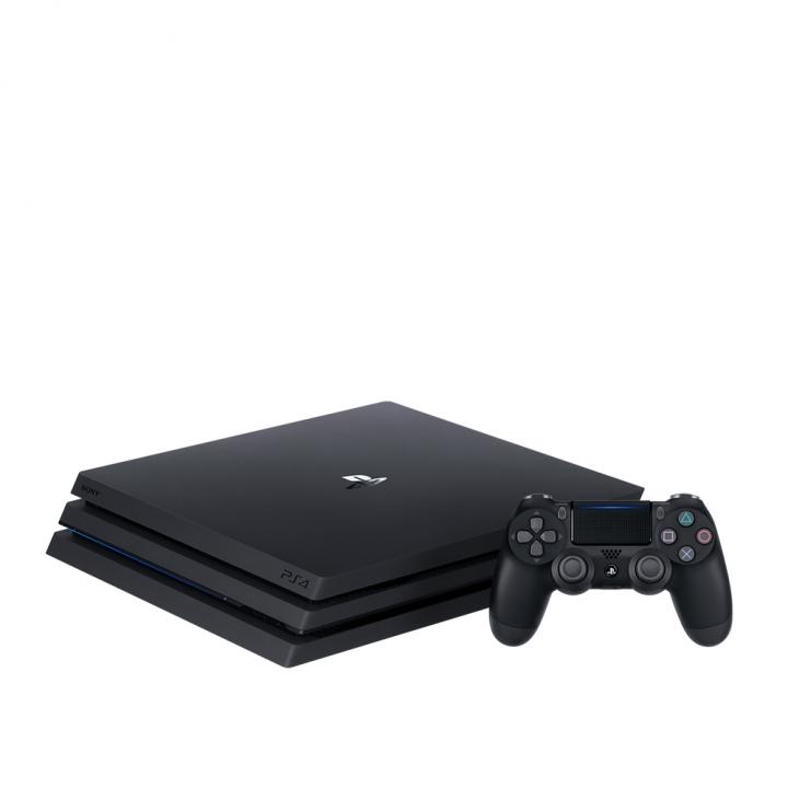 PlayStation 4 Pro BlackPS4 Pro 極致黑