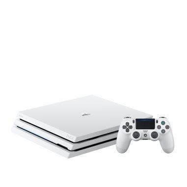SONY索尼 PS4 Pro 冰河白