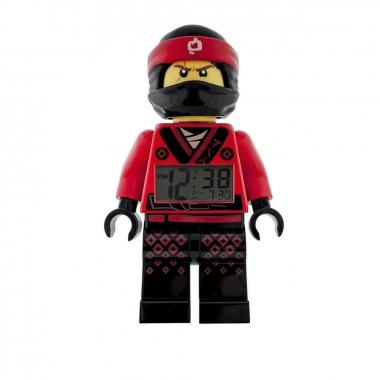 LEGO樂高 樂高 鬧鐘 紅忍凱