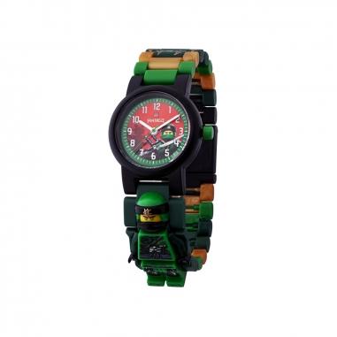 LEGO樂高 樂高 手錶 綠忍者/勞埃德